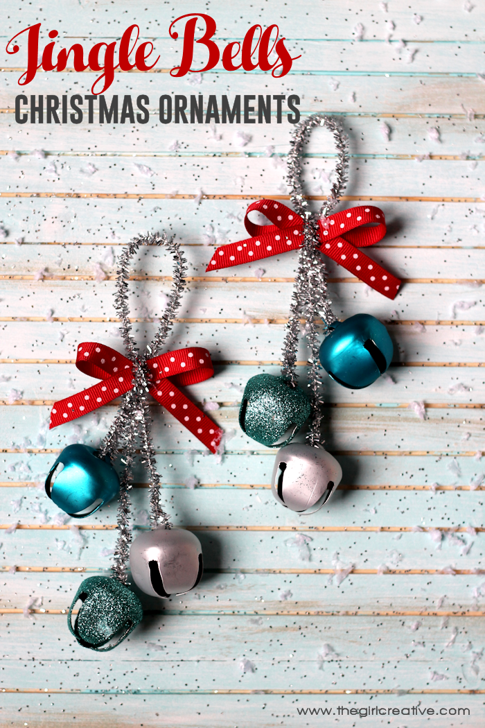 29 Homemade DIY Christmas Ornament Craft Ideas   How To Make Holiday  Ornaments