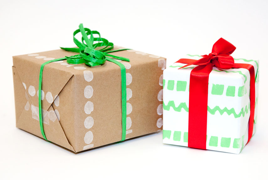38 christmas gift wrapping ideas creative diy holiday gift wrap negle Image collections