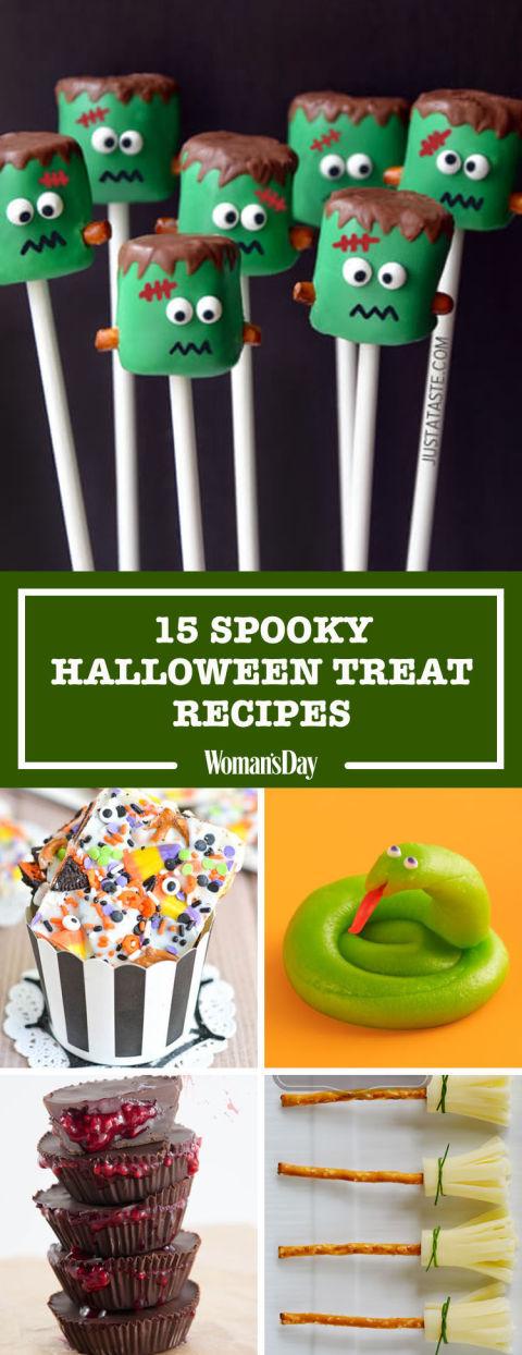 pin these ideas - Treat Ideas For Halloween