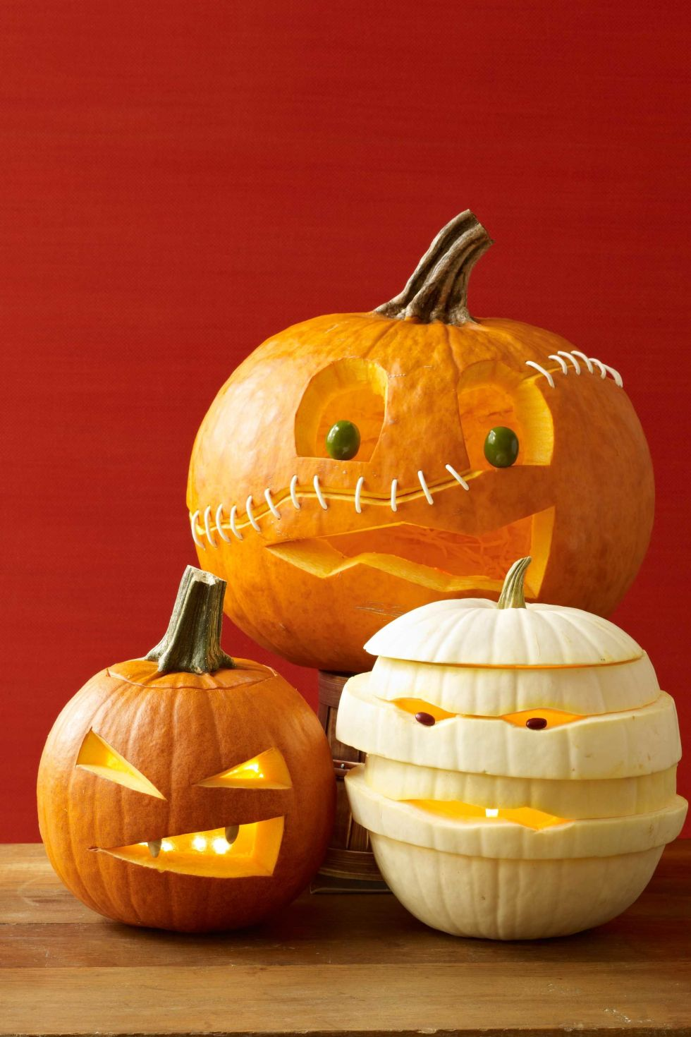 Quirky Pumpkin Carving Ideas