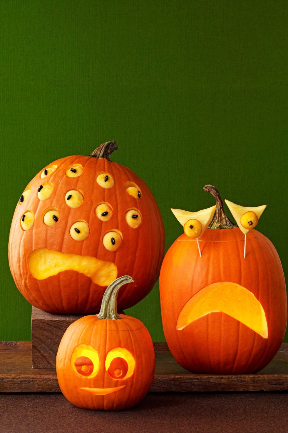 Pumpkin Carving Ideas For Small Pumpkin