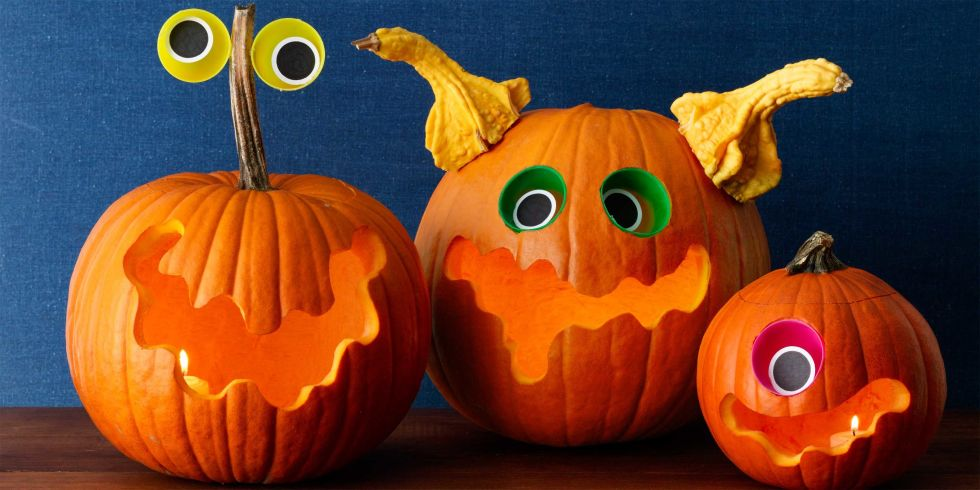 65+ Best Pumpkin Carving Ideas Halloween 2017   Creative Jack O Lantern  Designs Part 18