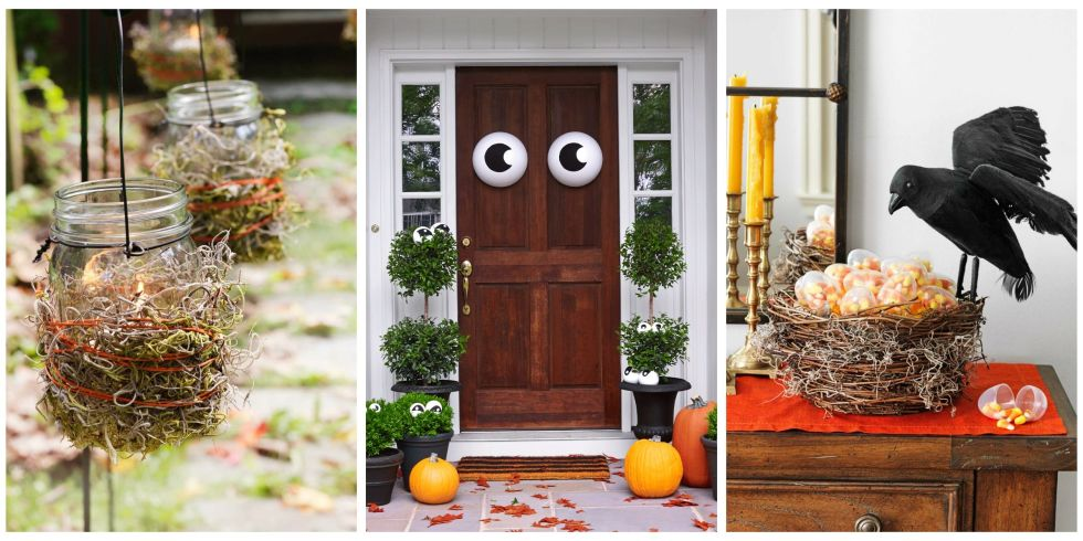 51 photos - Halloween Home Decor