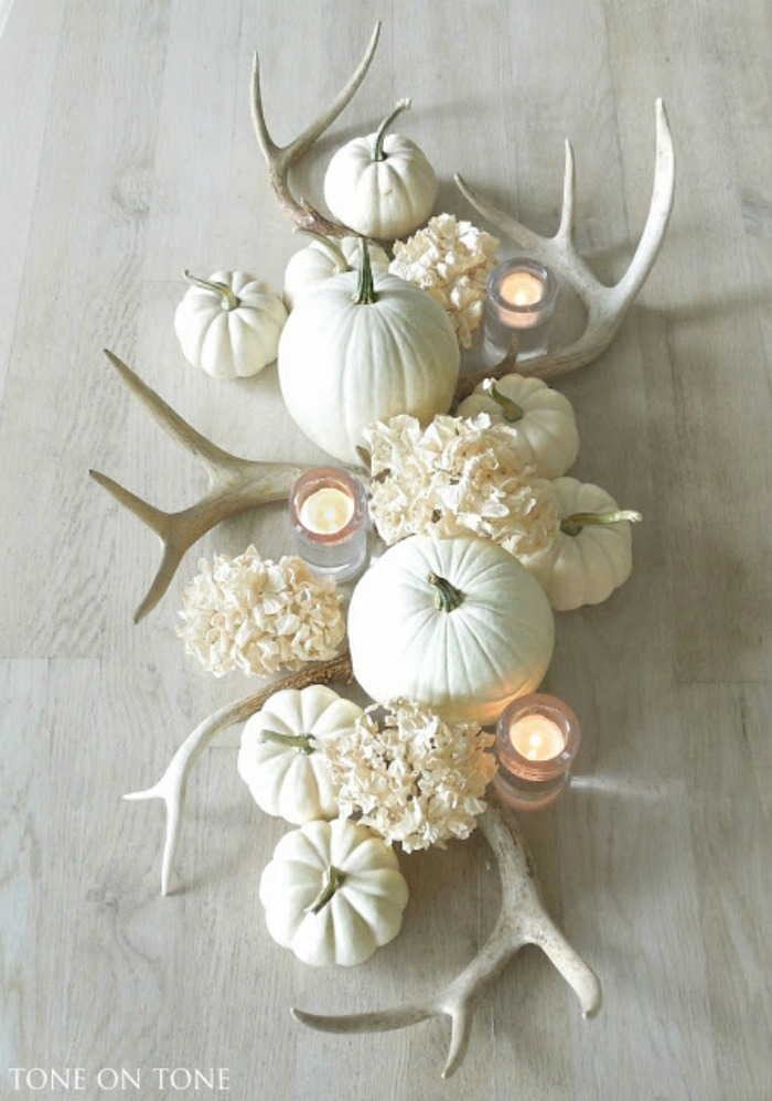 38 Fall And Thanksgiving Centerpieces   DIY Ideas For Fall Table Decorations