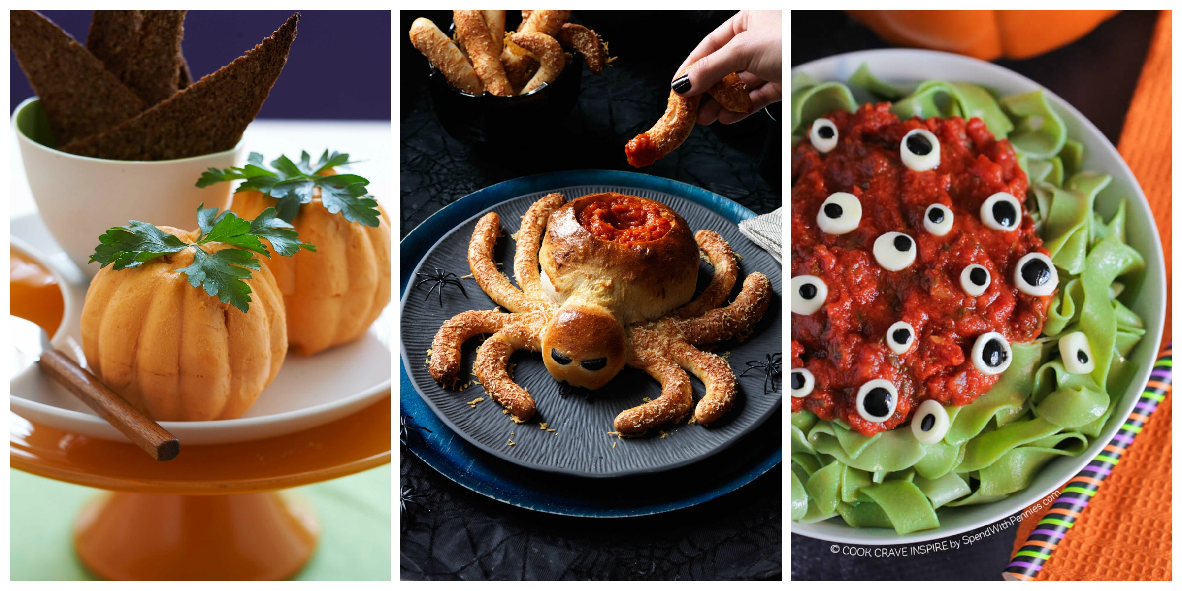 28 Halloween Dinner Ideas Party 23 Decoration Feed