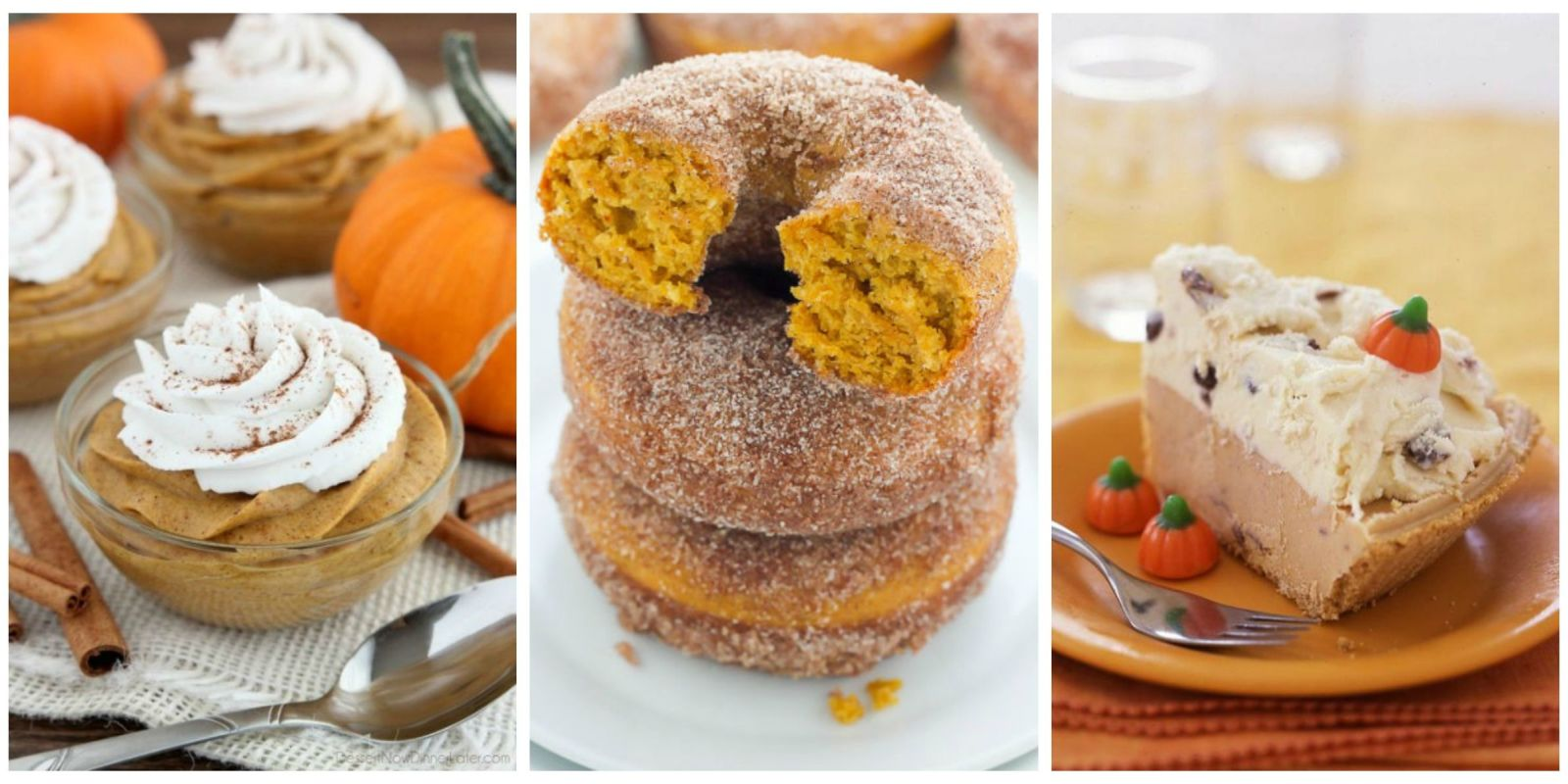 50 easy pumpkin desserts best sweet pumpkin recipes for for Halloween desserts recipes with pictures