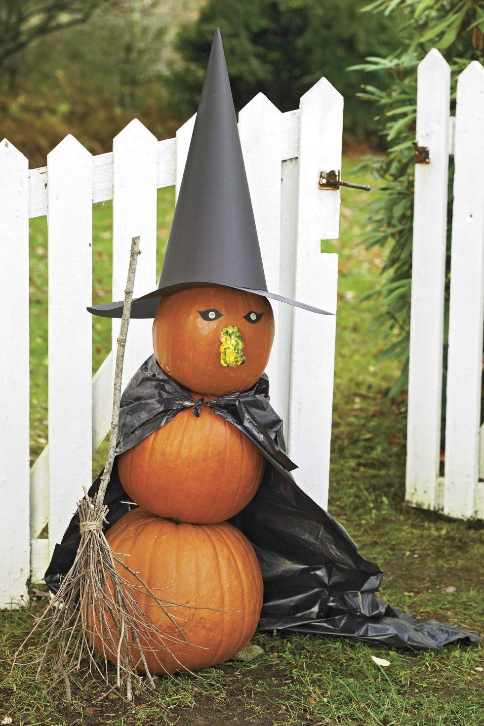 Mini pumpkin decorating ideas - 25 Best No Carve Pumpkin Decorating Ideas Fun Designs For No Carve Halloween Pumpkins