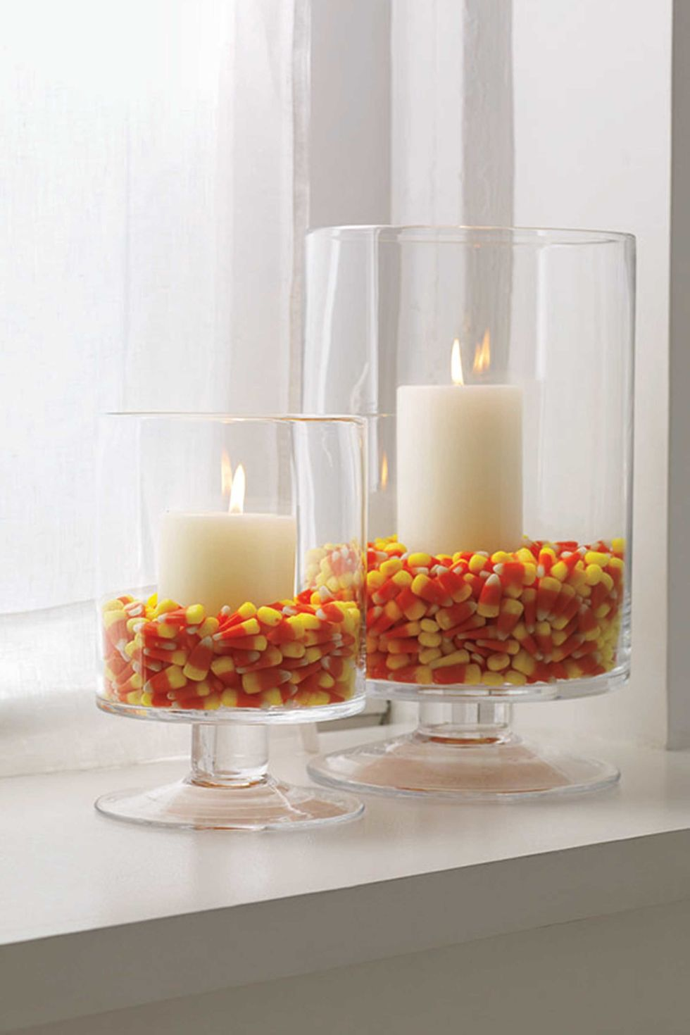 19 candy corn crafts decorations for halloween