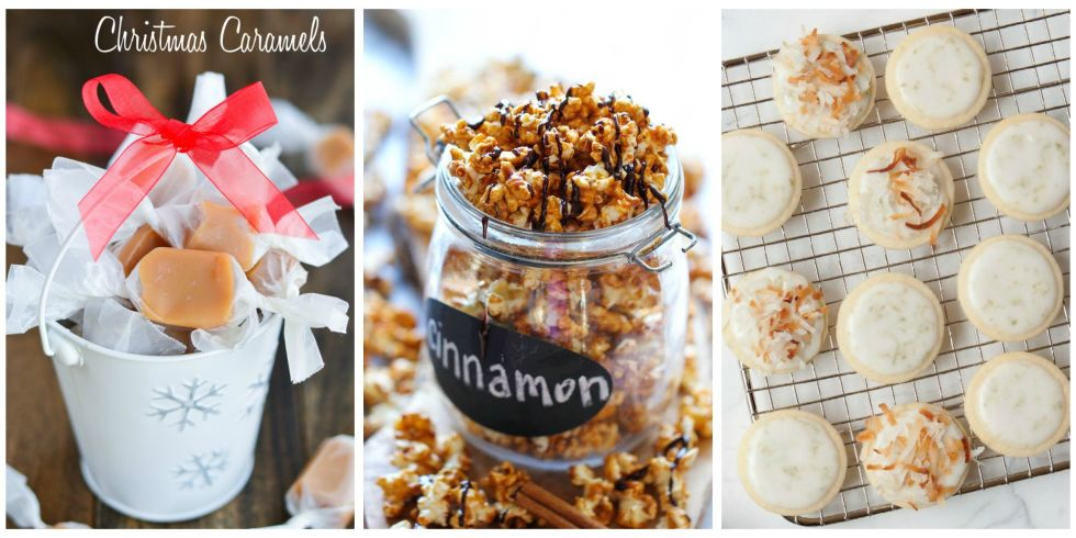 35 Homemade Christmas Food Gifts - Best Edible Holiday Gift Ideas