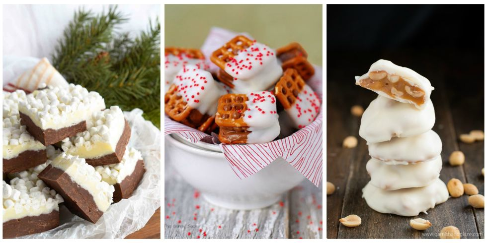 27 Homemade Christmas Candy Recipes - How To Make Your Own Holiday ...