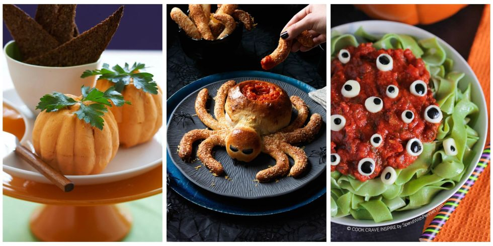 27 photos - Scary Dishes For Halloween
