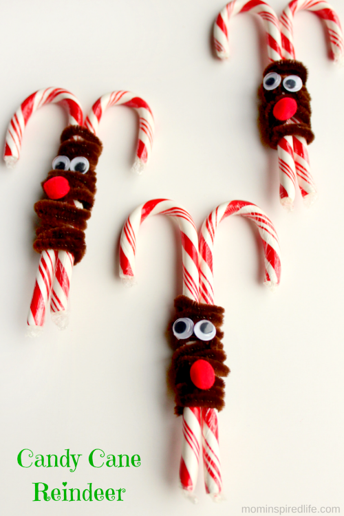 20 candy cane crafts diy decorations with candy canes
