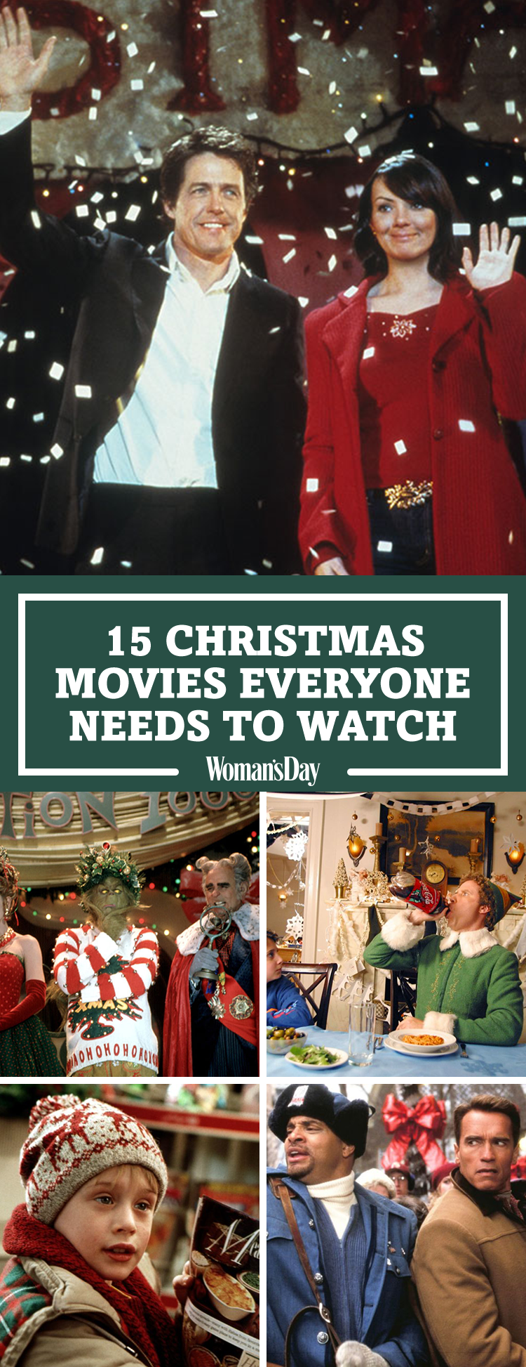 20 Classic Christmas Movies - Best Comedy Movies for the ...