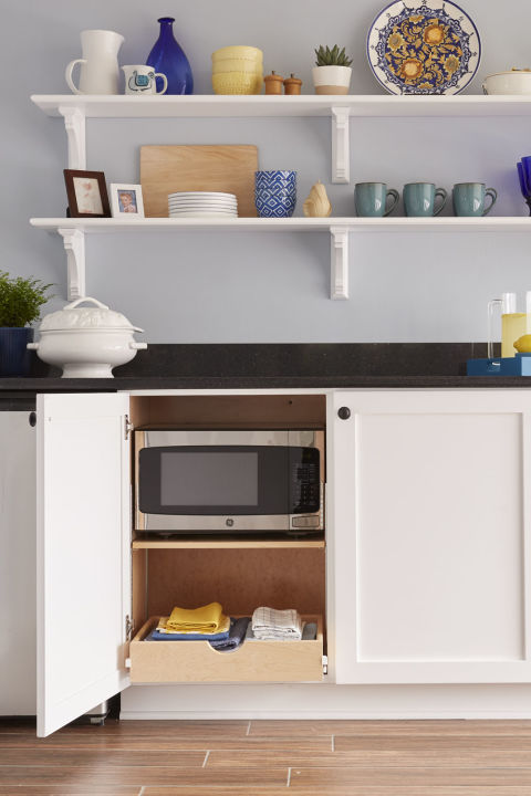 Make A Woman S Day Kitchen Makeover Before And After