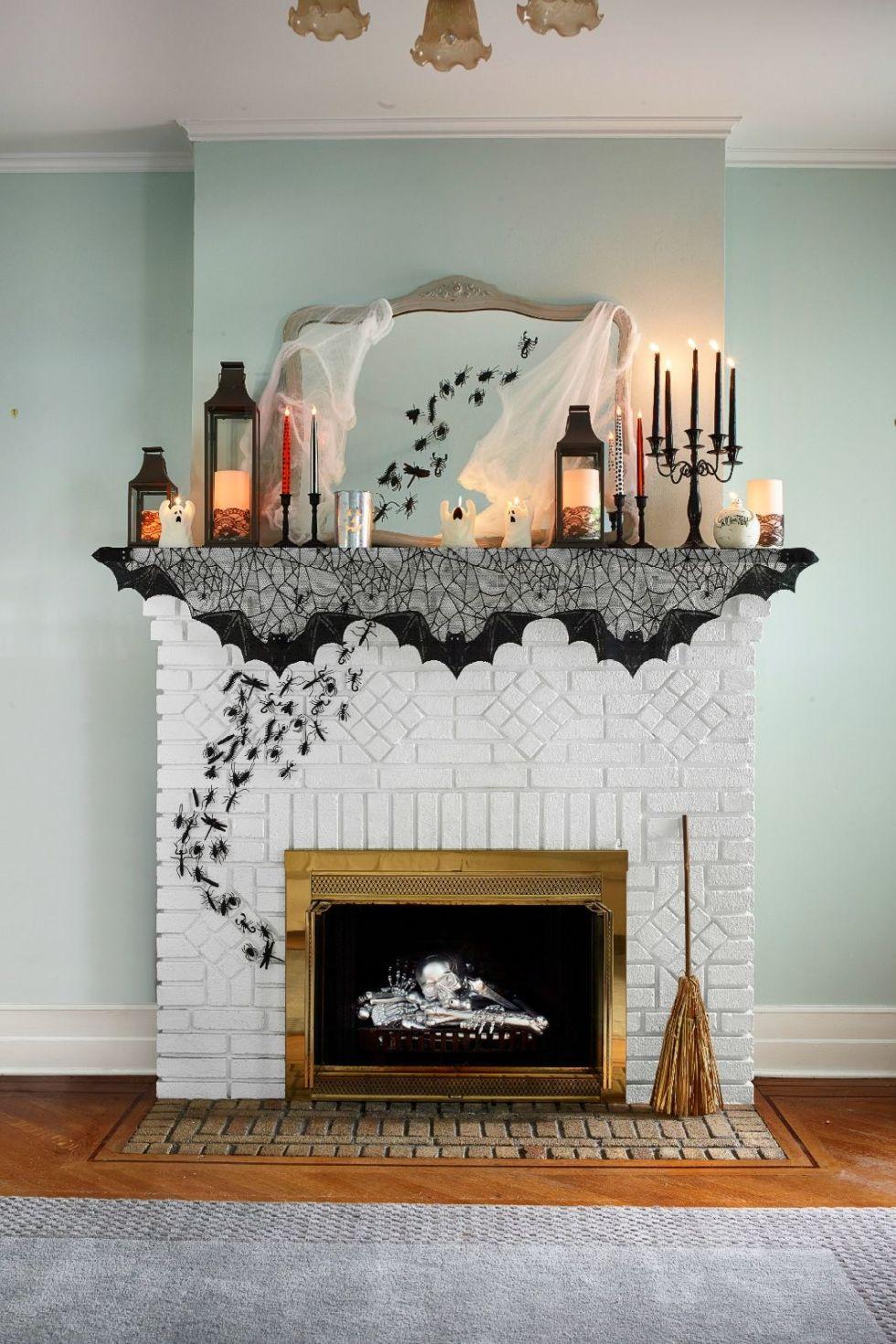40 easy diy halloween decoration ideas homemade halloween decor