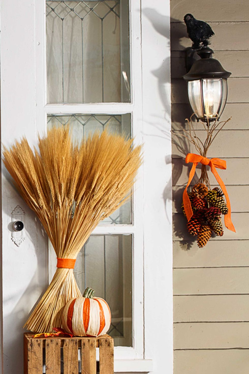 40 easy diy halloween decoration ideas homemade halloween decor projects - Craft Halloween Decorations