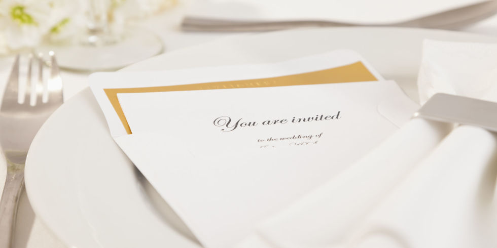 Whether Unintentionally Funny Or Brutally Honest These RSVP Cards Take The Wedding Cake