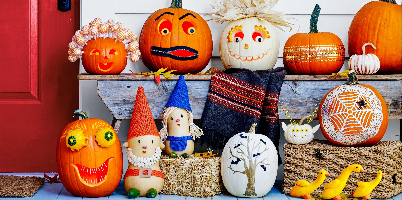 65 best pumpkin carving ideas halloween 2017 creative jack o lantern designs. Black Bedroom Furniture Sets. Home Design Ideas