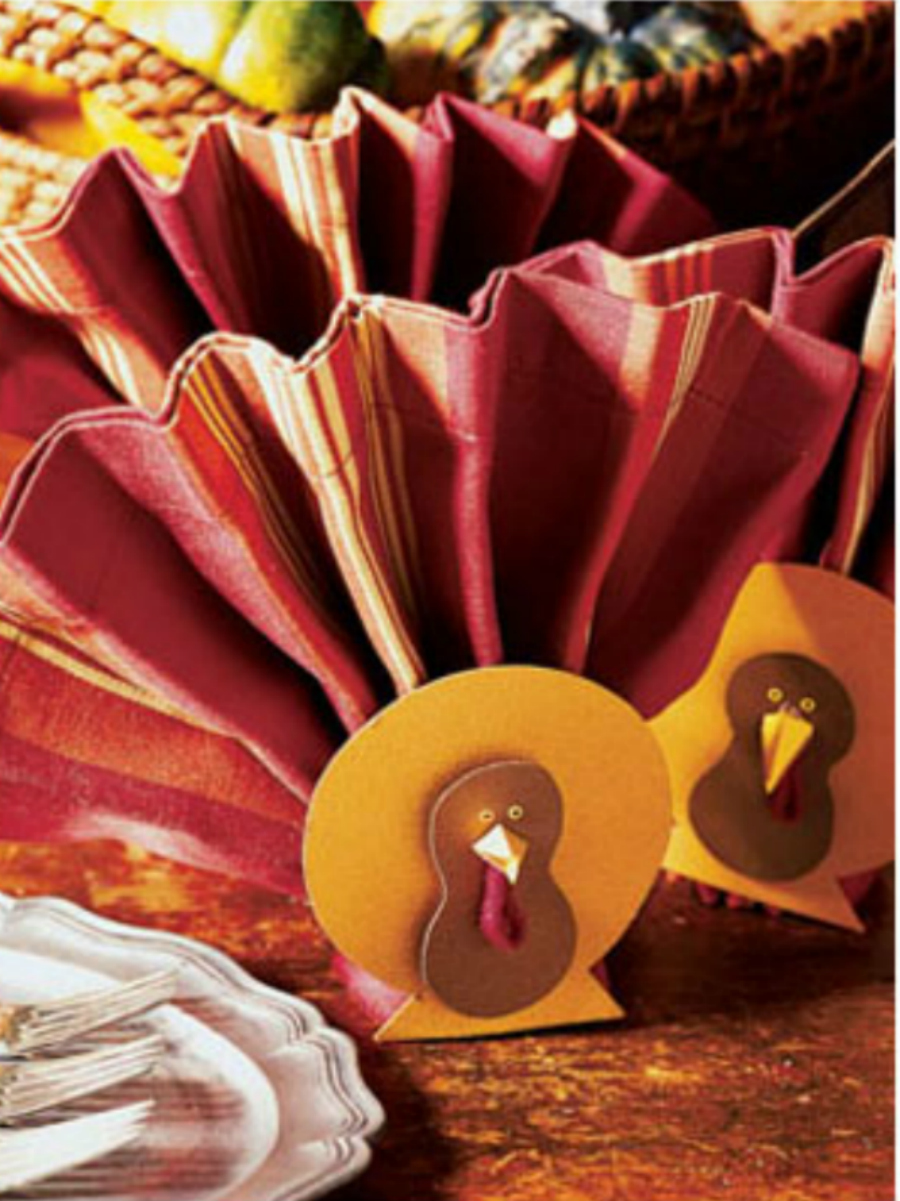 23 Fun Thanksgiving Crafts For Kids   Easy DIY Ideas To Make For  Thanksgiving   WomansDay.com