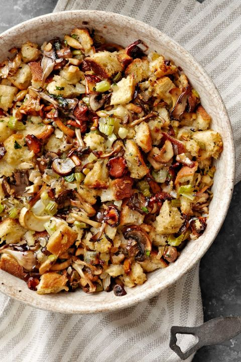 how to make stuffing for thanksgiving