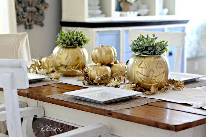 this momu0027s dollar store fall decorating hack will save you a ton of money