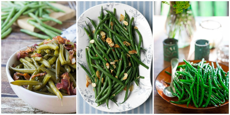how to cook green beans nz