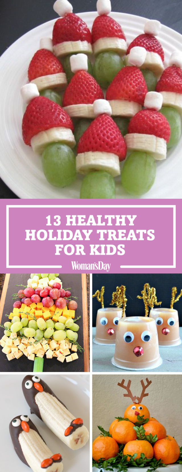 17 healthy christmas snacks for kids easy ideas for holiday snack recipes