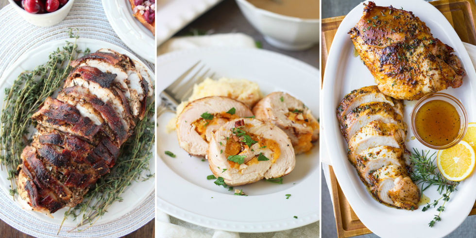 12 best turkey breast recipes for thanksgiving - how to cook