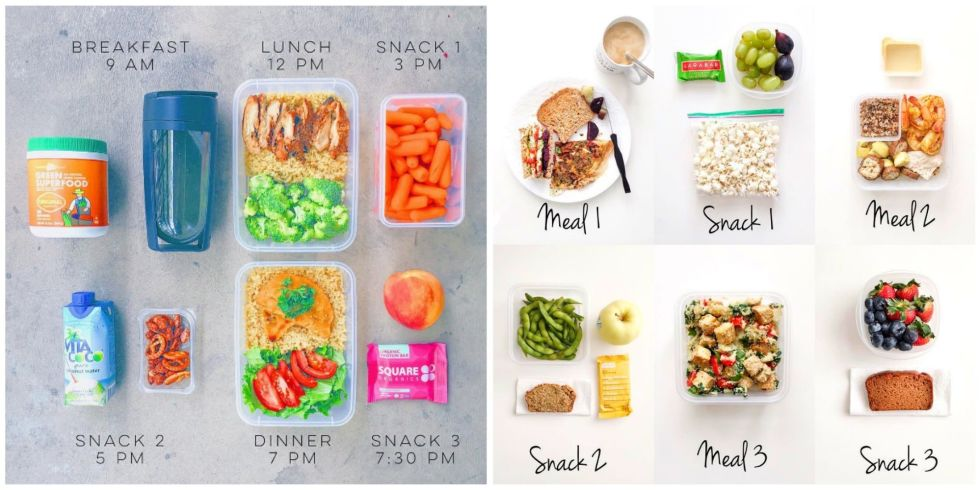 12 healthy meal prep ideas that will save you on busy days nutritious eating just got a whole lot easier ccuart Images