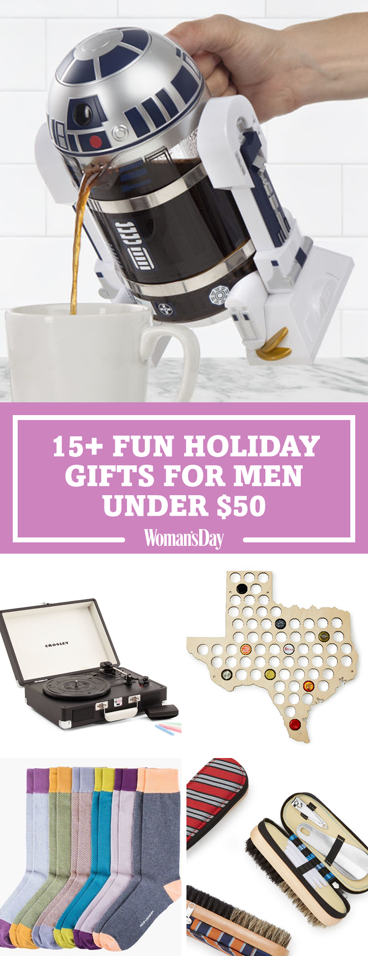 20 Best Christmas Gifts for Men - Great Gift Ideas for Guys Who ...