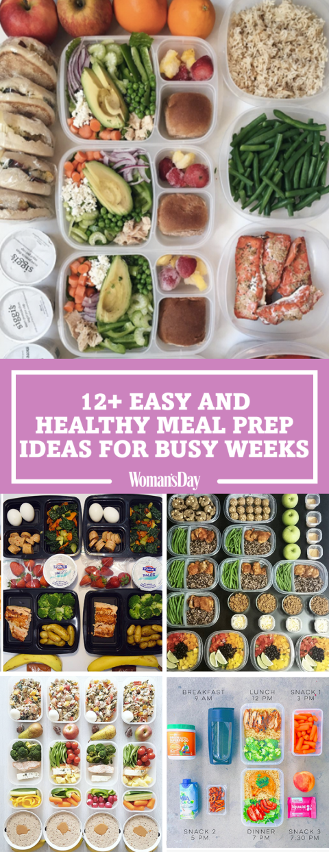 healthy yummy lunch ideas. save these easy and healthy meal prep ideas for later! don\u0027t forget to follow woman\u0027s day on pinterest more ideas. yummy lunch