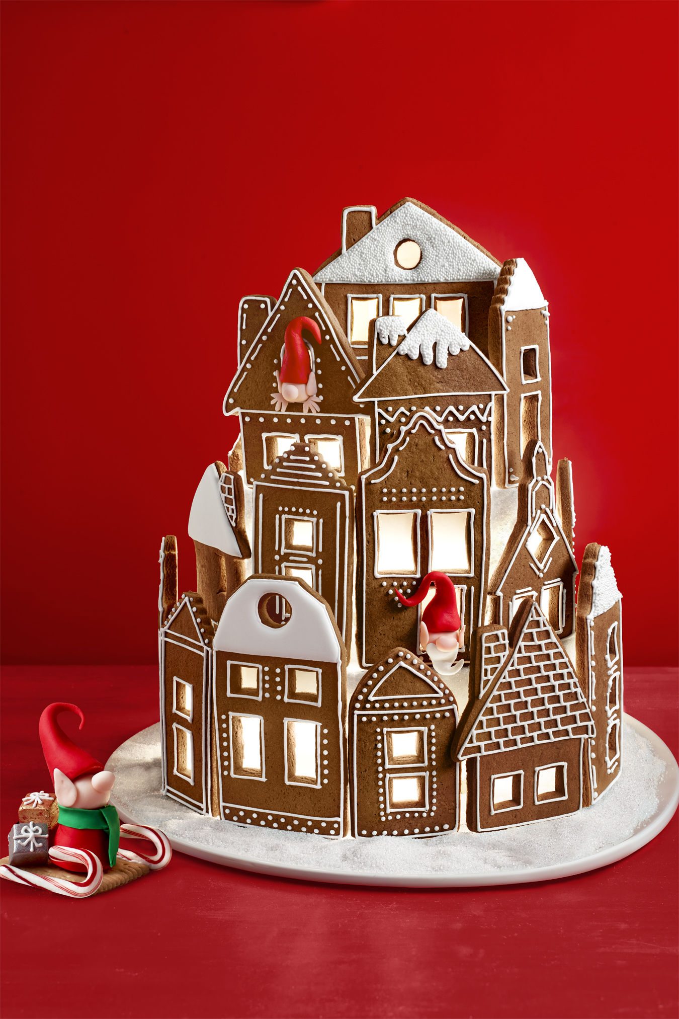 Best Gingerbread Village Recipe How To Make A