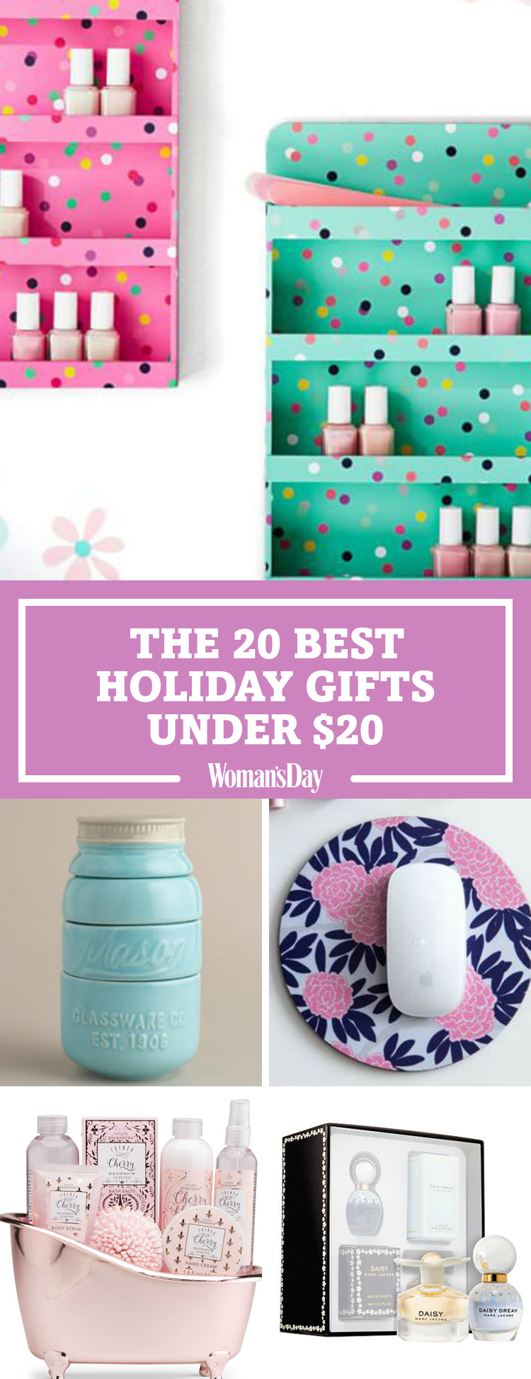 20 Best Christmas Gifts Under $20  Cheap Holiday Gift. Cute Kitchen Storage Ideas. Ideas For A Black And White Bathroom. Backyard Ideas For Townhomes. Hair Ideas On My Face. Full Bathroom Designs For Small Spaces. Bathroom Vanity Ideas Cheap. Woodworking Ideas For Kindergarten. Hairstyles Autumn 2016
