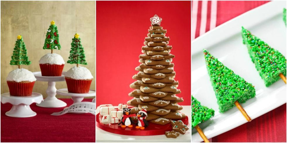 Christmas Tree Desserts - The Best Christmas Tree Desserts