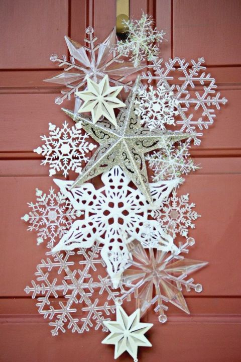 Dollar Store Christmas Decorations Christmas Decor From