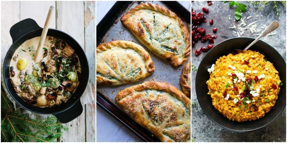 14 Vegetarian Christmas Menu Ideas - Best Vegetarian Dinner ...