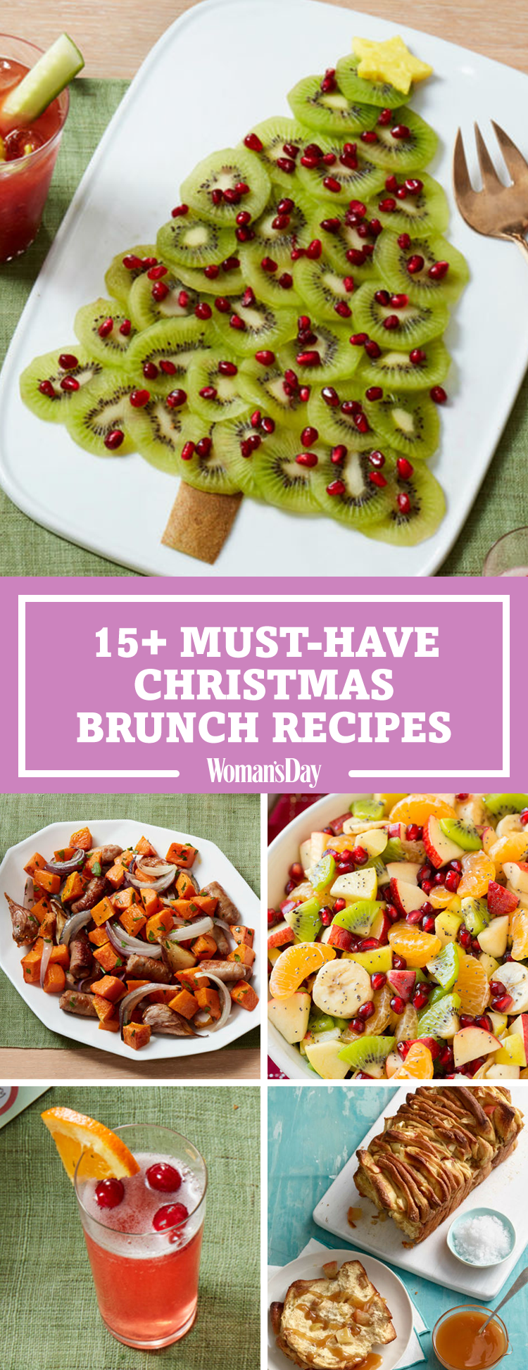 Christmas brunch the best christmas brunch menu for Best brunch menu