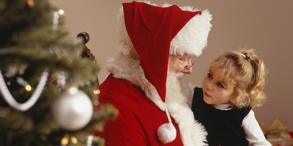 Why I Won't Let My Daughter Sit on Santa's Lap - Why Kids ...