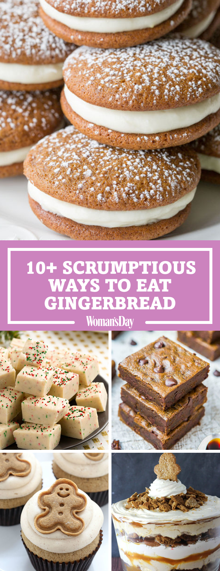 13 best gingerbread dessert recipes easy homemade gingerbread ideas