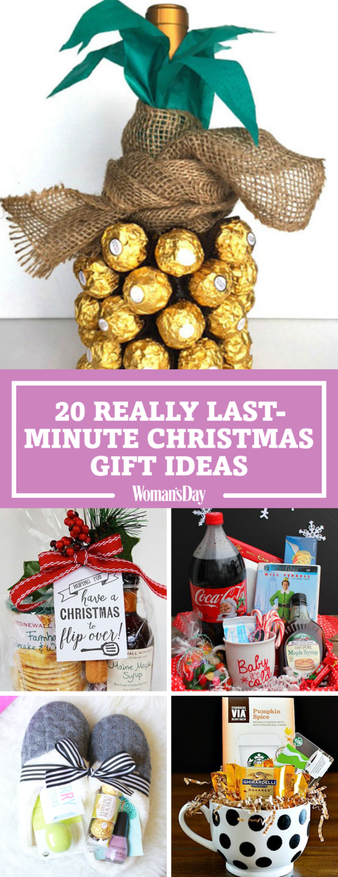 Last-Minute Christmas Gifts - Retailers with Last-Minute Shipping ...