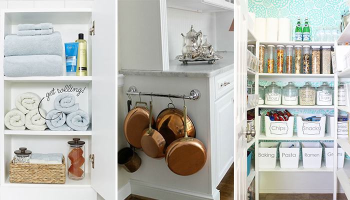 15 Home Organization Resolutions You Can Conquer In Just