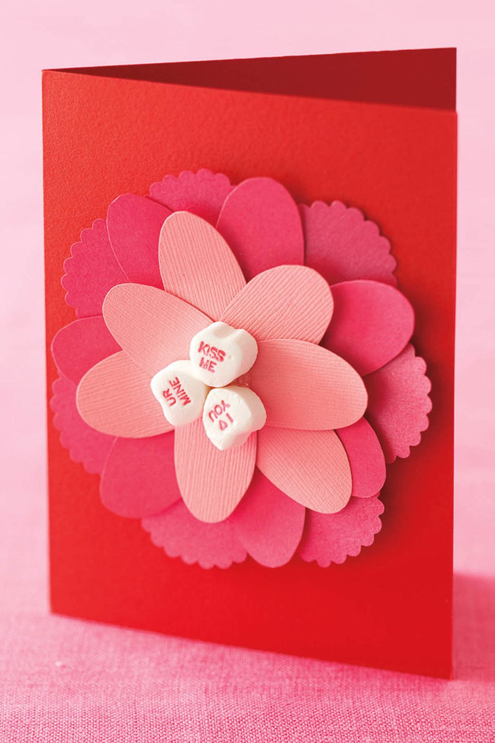 21 Valentines Day Crafts for Kids Fun Heart Arts and Crafts – Simple Valentines Day Cards