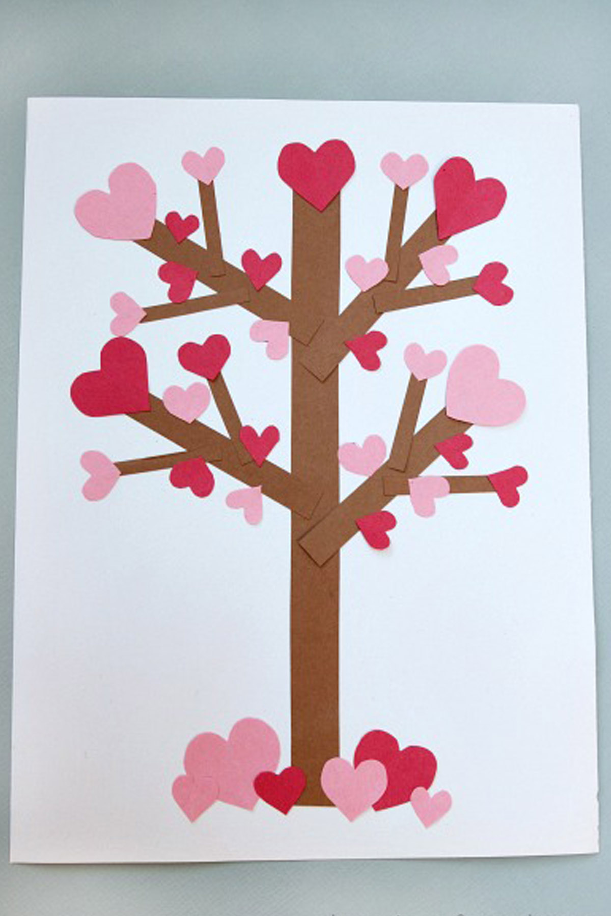 20 valentine 39 s day crafts for kids fun heart arts and for Arts and crafts for valentine day