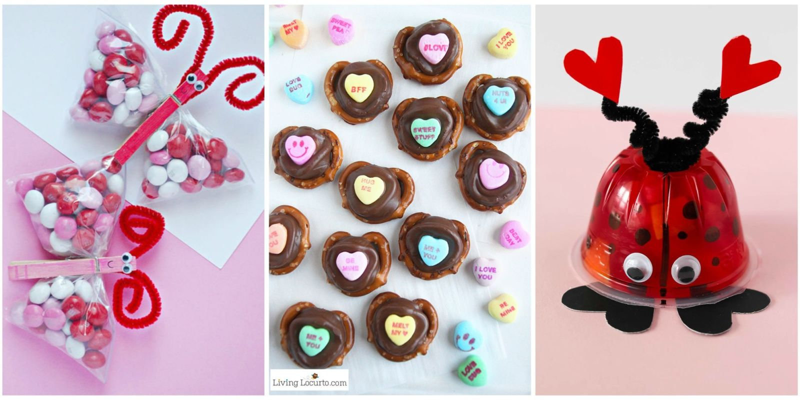 Valentine's Day Snacks - Healthy and Cute Snack Ideas for Kids