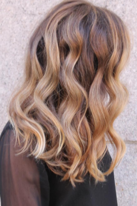 Hair color ideas and styles for 2018 best hair colors and products no typos herethis is a combination of blonde and bronze explains nick stenson a celebrity stylist for matrix style link on dark hair this is great for pmusecretfo Gallery