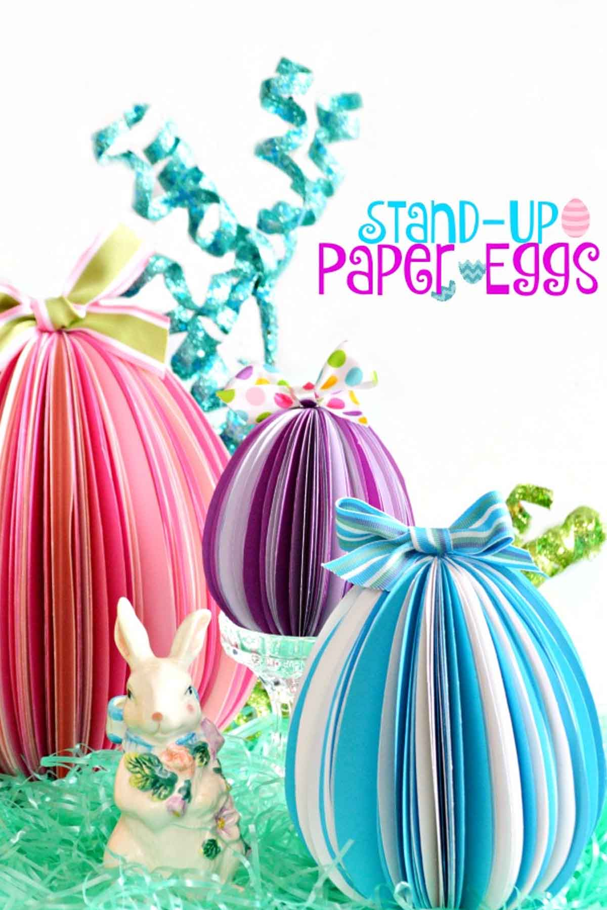 25 Easy Easter Crafts Diy Ideas For Easter Womansday Com
