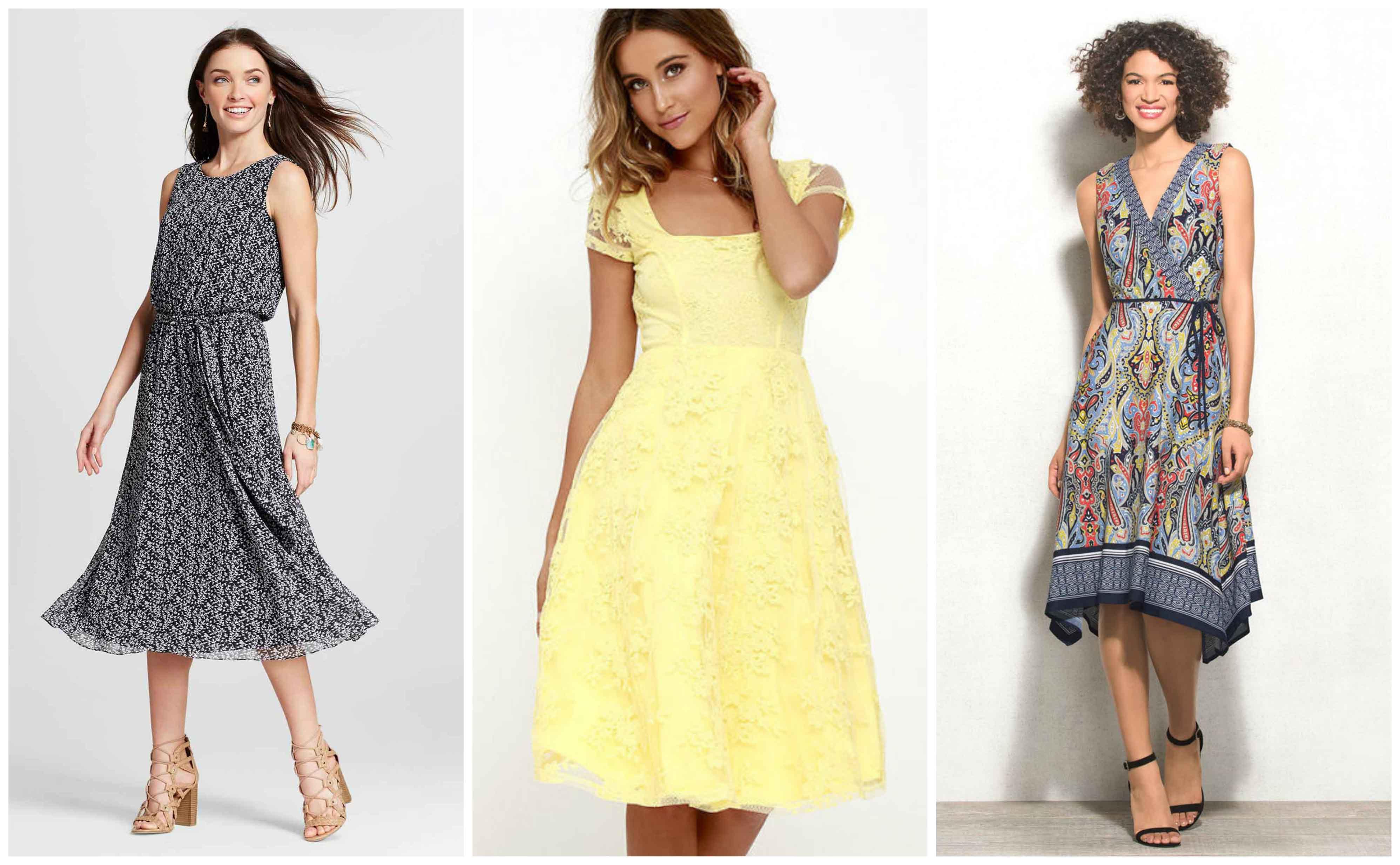 20 Easter Dresses for Women - Cheap Ladies Easter Dresses ...