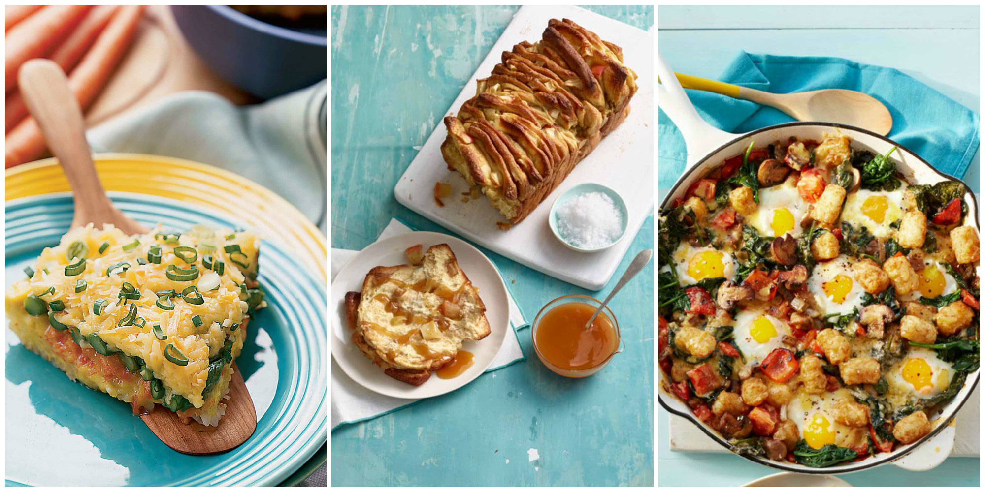21 best easter brunch recipes easy easter sunday brunch for Best brunch menu