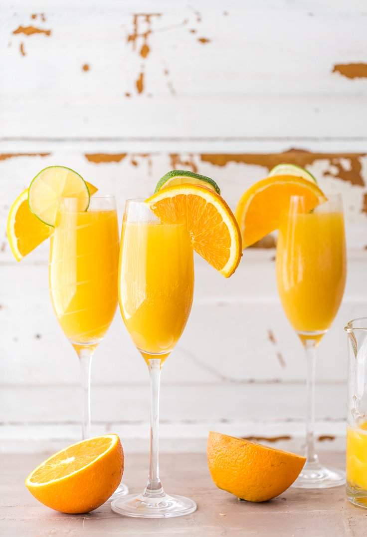 Minosa A Real Showstopper Modern Bathroom: How To Make Easy Mimosas