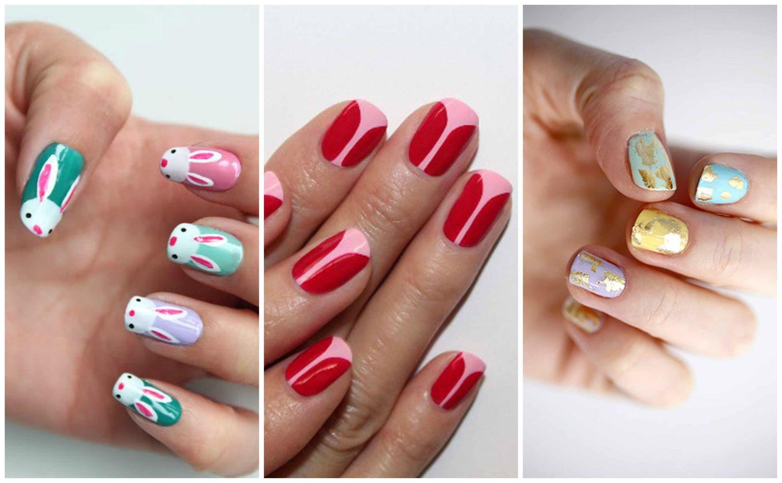 16 Cute Easter Nail Designs - Best Easter Nail Art Ideas